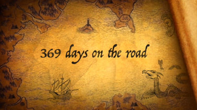 369 days on the road – V2 SD