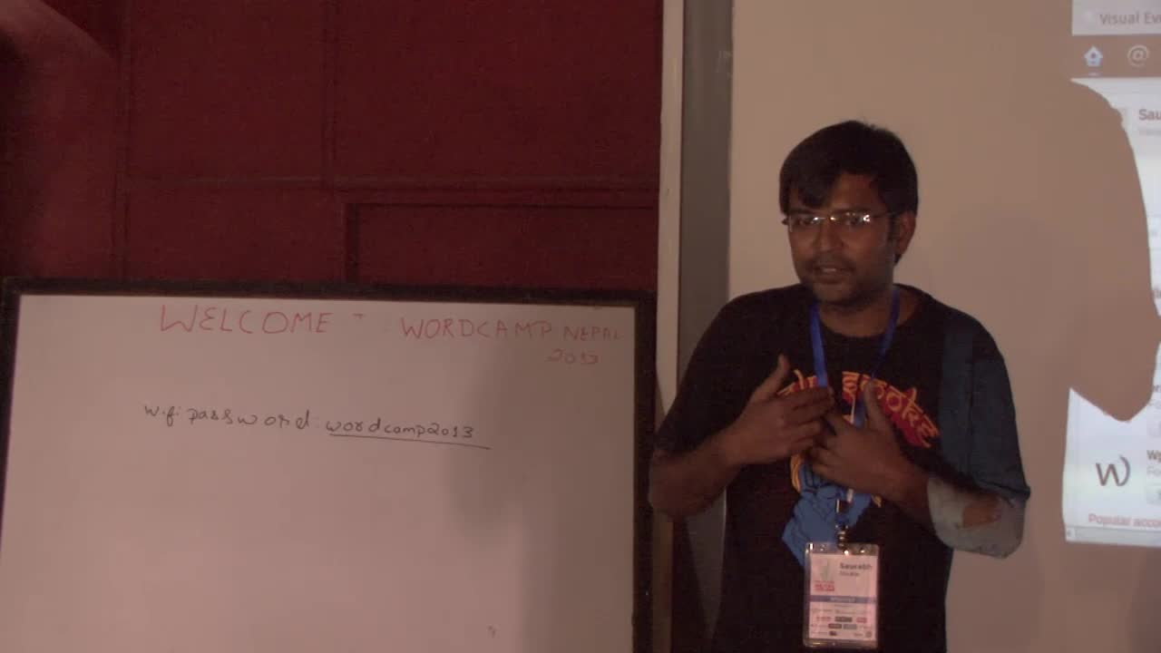 Saurabh Shukla: WordPress As A Distributed Social Network