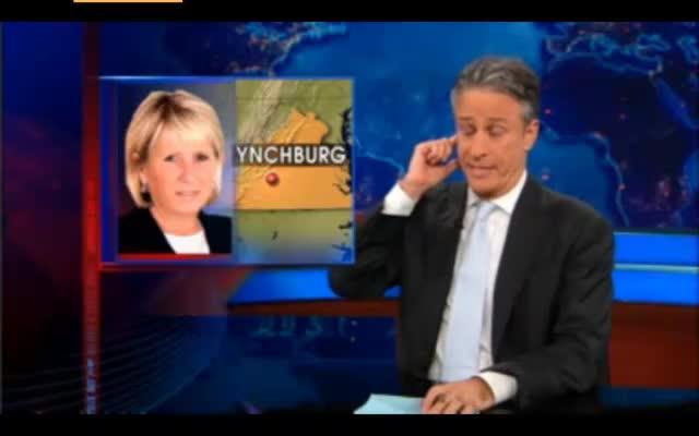Daily Show Jon Stewart – VA The Punnany State 02-21-12
