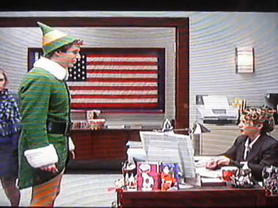 """The North Pole?"" Elf movie clip"