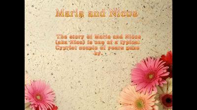 Maria and Nicos