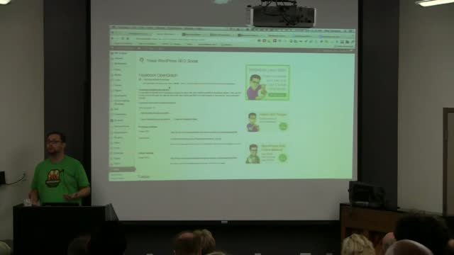 Alex Vasquez: Plugin Workshop: WordPress SEO