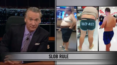 Bill Maher – Just Wear Pants – Bill Maher New rules