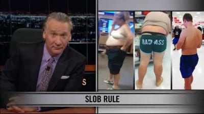 Bill Maher – Just Wear Pants – Bill Maher New rules