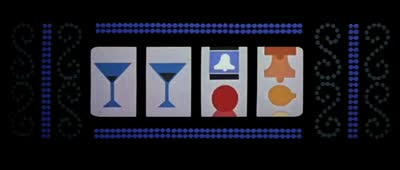 Saul Bass title sequence &#8211; Ocean&#8217;s Eleven (1960)
