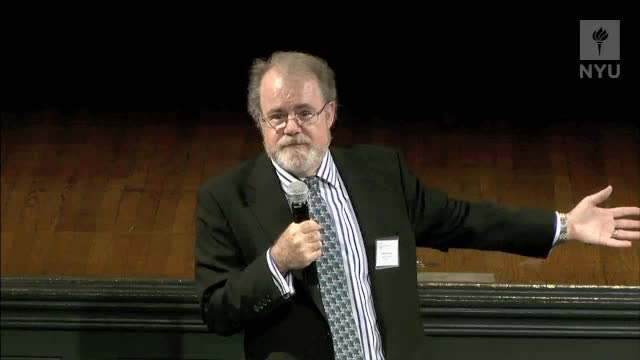 William Easterly: Smart Scientific Solutions vs Dumb Solution-Finding Systems