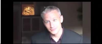 Splash – Anderson Cooper