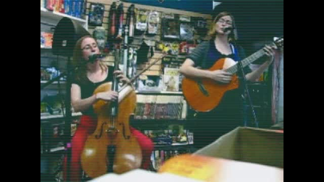 The Doubleclicks Live @ Illusive Comics and Games 6.9.12