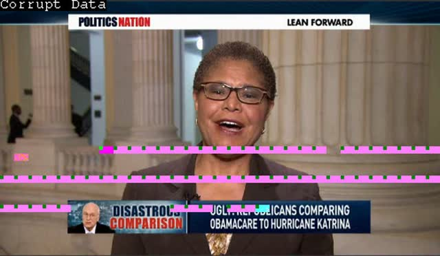 GOP REVIVES ACA-KATRINA COMPARISON