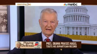 Morning Joe  Should Hagel's past comments be ignored