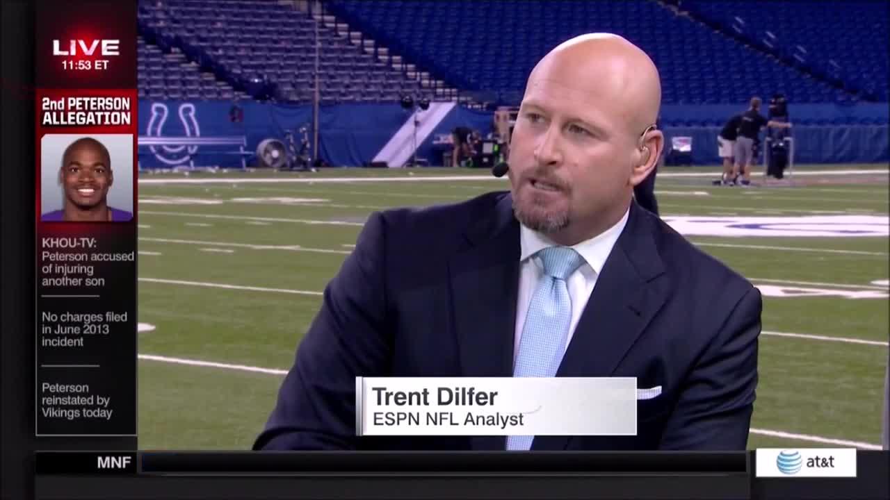 Adam Schefter and Trent Dilfer on Vikings