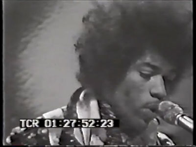 The Jimi Hendrix Experience, BBC Lime Grove, 1967