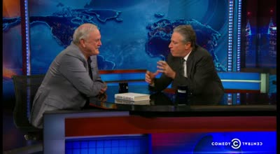 The Daily Show 2014-11-05 John.Cleese.