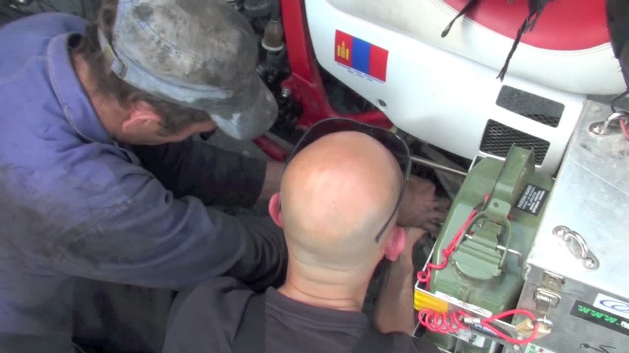 Mechanic Kazachstan