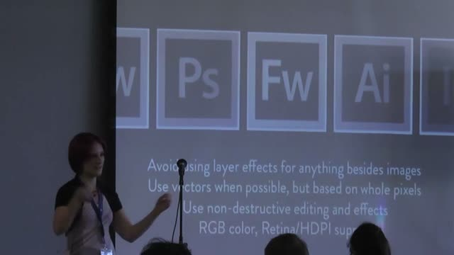 Michelle Schulp: A Website Is Not A Poster: Designing Successfully For The Web
