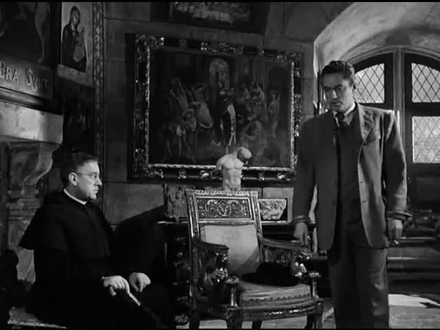 Father Brown (1954) – An outrageous price