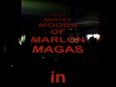 The Many Moods of Marlon Magas – Jupiter