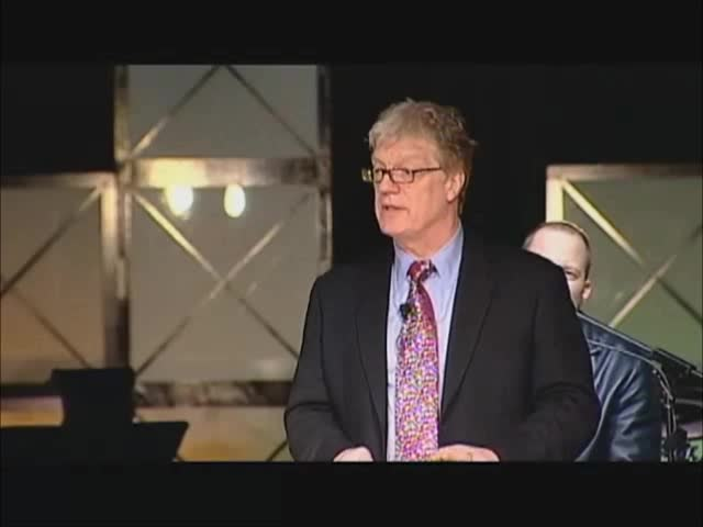 Ken Robinson on Gardening