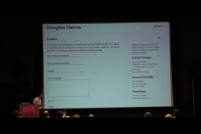 Doug Hanna: Treating Your Readers Like Customers