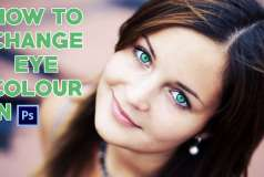 How To Change Your Eye Color in Photoshop