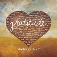 Gratitude Changes Everything. Announcing Gratitude Circle