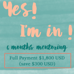 DEVOTED 6 Month Mentoring Full Payment