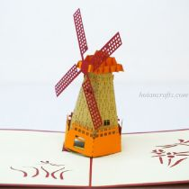Miniature 3D Pop up cards 2