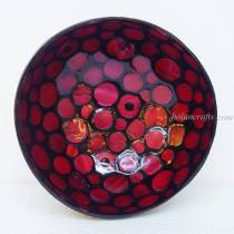 Coconut Lacquer Bowl 13