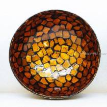 Coconut Lacquer Bowl 17