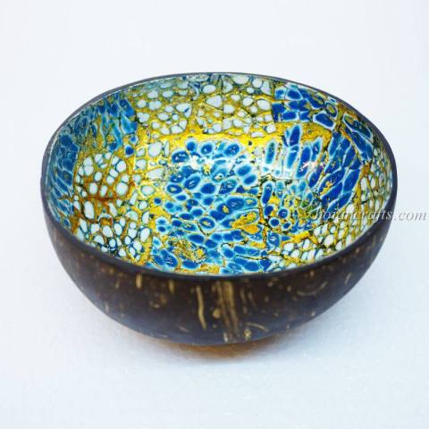 Coconut Lacquer Bowl 48
