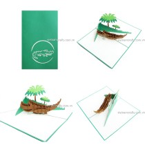 Animal Pop Up Card-AM18