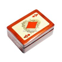 Playing Card Box Ace of Diamonds (2)