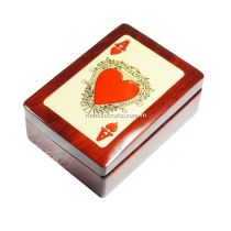 Playing Card Box Ace of Hearts (1)