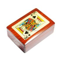 Playing Card Box King of Clubs