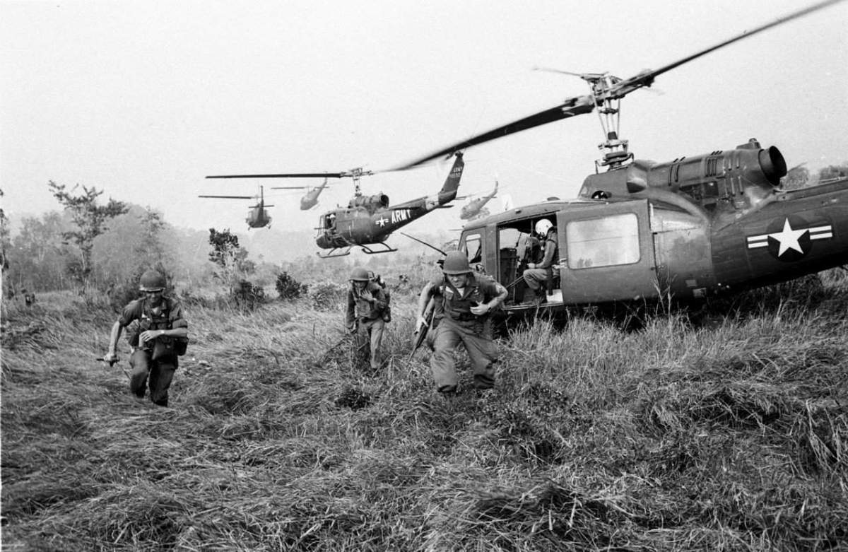 Looking Back at the Vietnam War by Andy Piascik