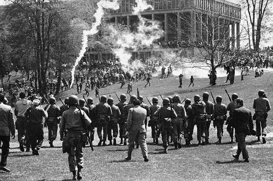 Questions Remain about 1970 Kent State shootings