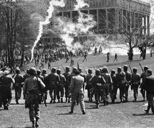 PO15 Kent State Univ Shootings-4May70