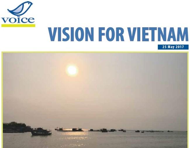 Bài tập tiếng Anh Tầm nhìn cho Việt Nam