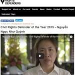 Gia đình Blogger Mẹ Nấm bị hàng chục công an bao vây