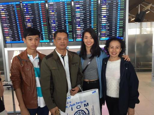 Giới thiệu về văn phòng của VOICE tại Bangkok - Thái Lan