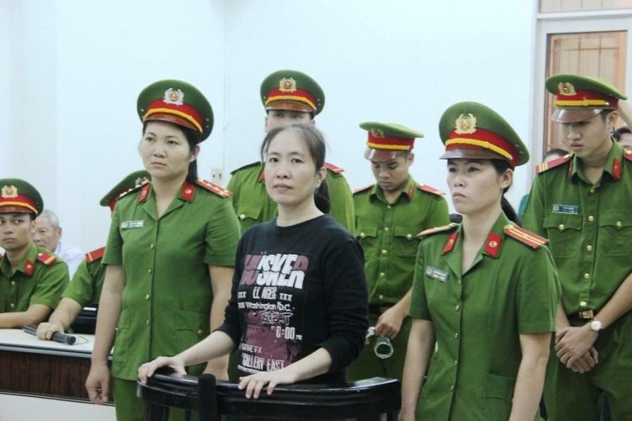 Me Nam Nguyen Ngoc Nhu Quynh - Phien toa Phuc Tham Y An 10 Nam - VIETNAM VOICE 3