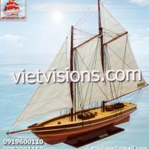 Thuyền Buồm mô hình AMERICA