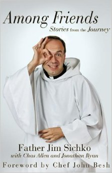 Father Jim W. Sichko is a priest of the Diocese of Lexington, KY. He has ties with Hollywood and the political elite. Unsurprisingly, he is doing the One-Eye sign on his book cover. Lame.
