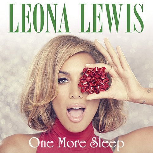 "The cover of Leona Lewis' single ""One More Sleep"" features a Christmas-themed one-eye sign. The Illuminati industry doesn't take holiday vacations."
