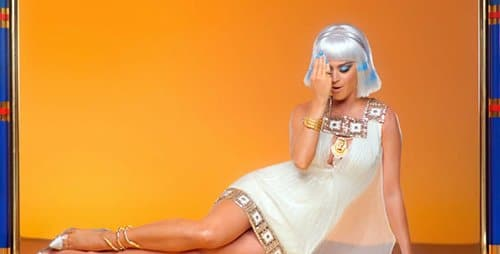 Katy Perry Dark Horse Outfit   Katy Perry s  Dark Horse