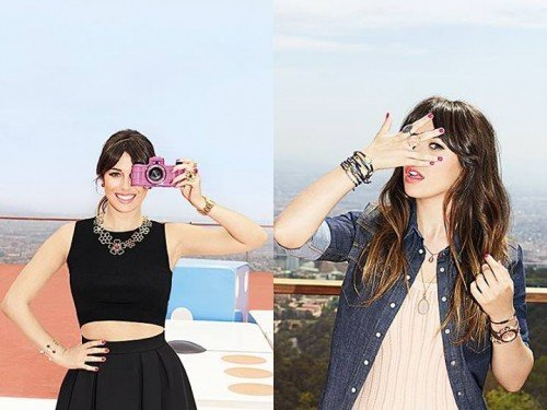 Spanish actress Blanca Suarez letting you know why she's so popular in Spain.