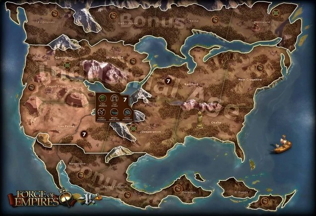 Continent Maps   Forge of Empires Wiki   FANDOM powered by Wikia Industrial Age Map HR
