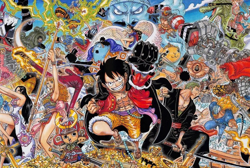 One Piece Wiki   FANDOM powered by Wikia Salta al mundo de One Piece