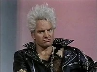 Image   SNL Sting as Billy Idol jpg   Saturday Night Live Wiki     File SNL Sting as Billy Idol jpg