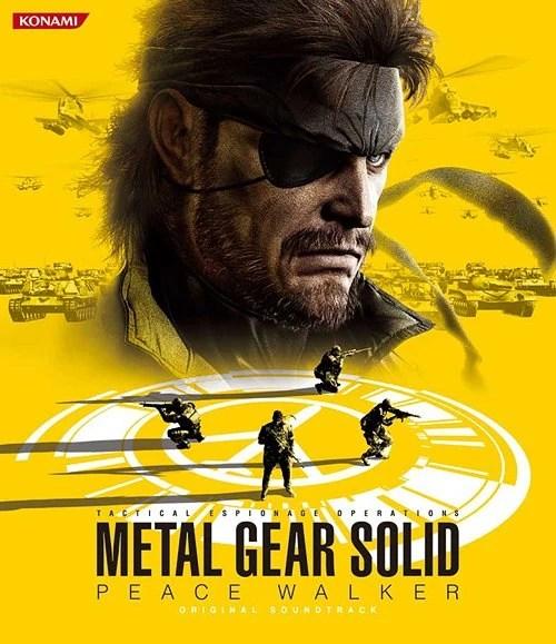 Poster do filme Metal Gear Solid: Peace Walker - O Filme